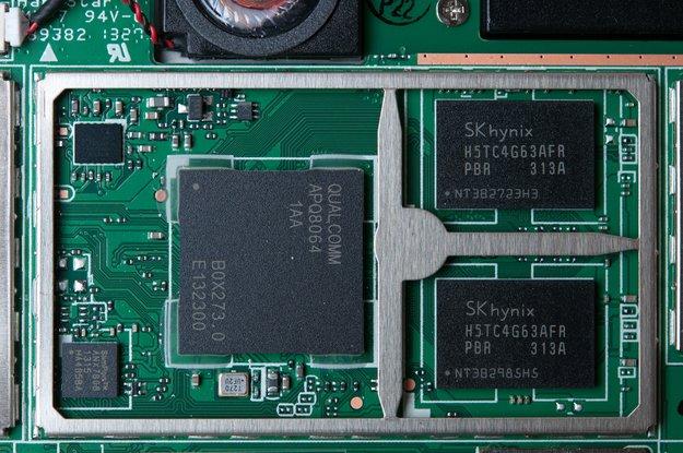 Nexus 7 2013: Hat doch einen Snapdragon 600 an Bord
