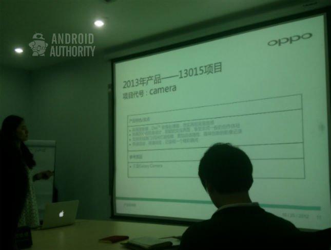 Oppo Camera: Android-basierte Digitalkamera in der Entwicklung [Gerücht]