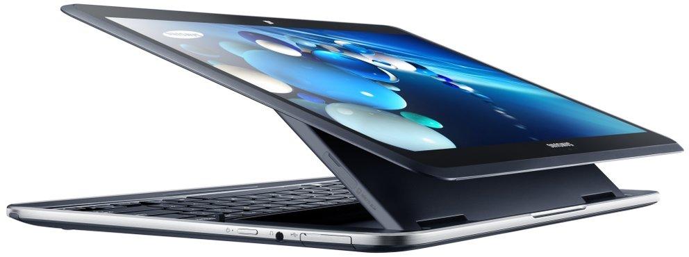 samsung ativ q tablet laptop kombo mit windows 8. Black Bedroom Furniture Sets. Home Design Ideas