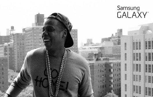 Jay Z: Neues Album ab heute für einige Samsung Galaxy Besitzer kostenlos