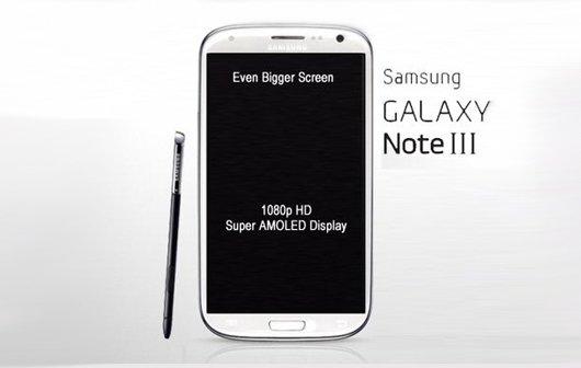Samsung Galaxy Note 3: mehr, besser, schneller, größer