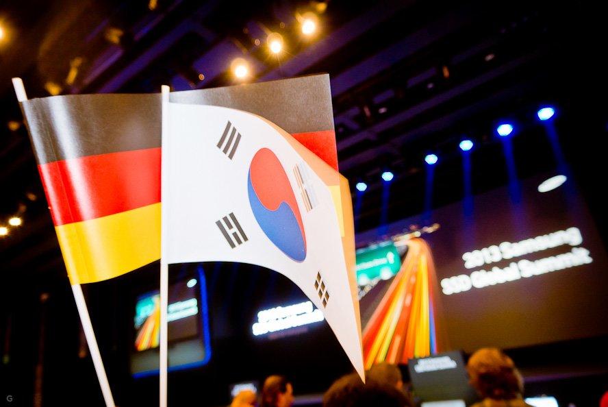 GIGA im Samsung-Land (Bildergalerie)