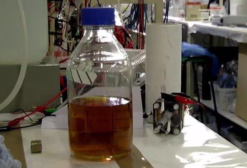 Pipi-Power: Das Urin-betriebene Smartphone (Video)