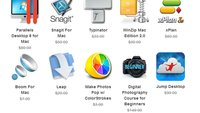 The Summer 2013 Mac Bundle mit Parallels Desktop 8 für ca. 39 Euro