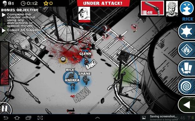 The Walking Dead: Assault-Spiel in den Play Store geschlurft