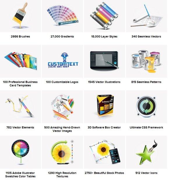 Ultimate Designer Toolkit Details