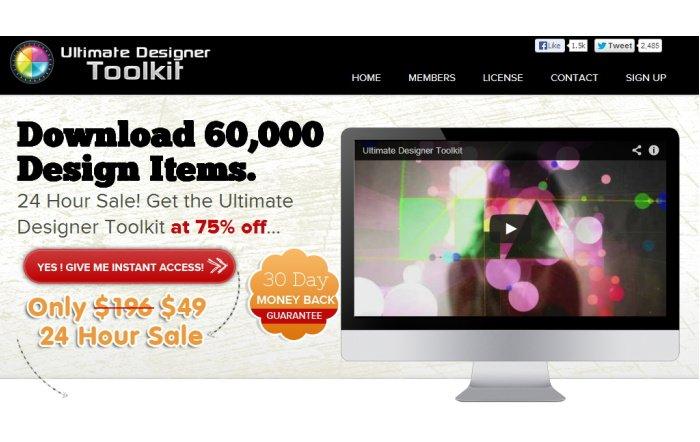 Designer-Bundle: 60.000 Items zum Preis von ca. 38 Euro