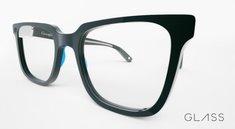 Interessantes Google Glass Design-Konzept