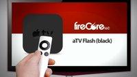 Apple TV mit Jailbreak: Update für aTV Flash Black