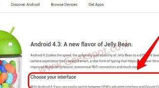 Android 4.3: Einfacher Wechsel zwischen Vanilla- und Hersteller-UI?