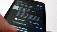 Android 4.3: Neue API für Zugriff auf System-Benachrichtigungen