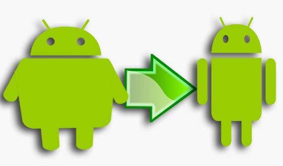 android schlankheitskur
