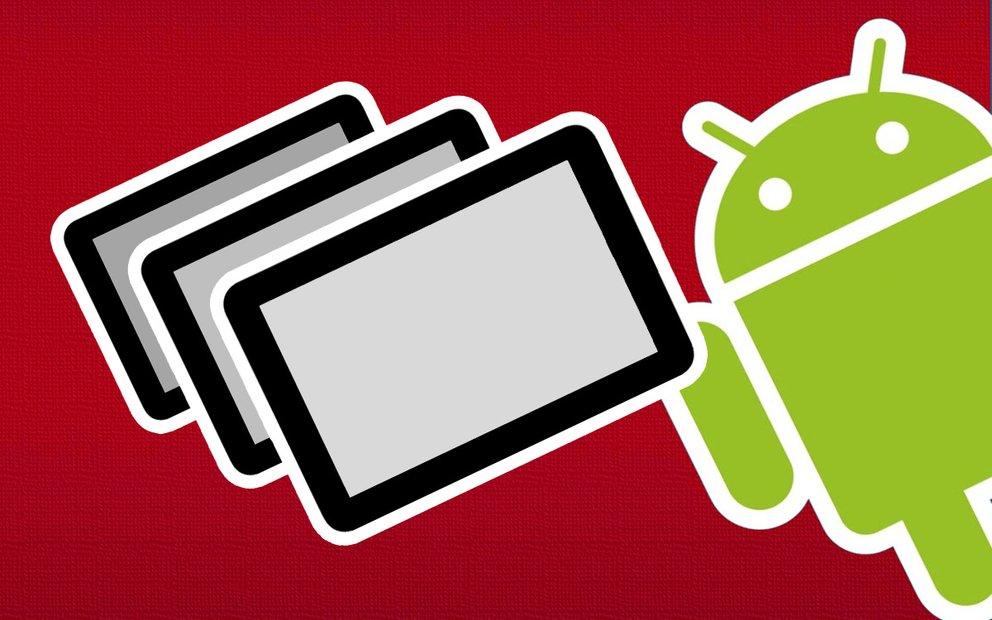 Verkauf von Android-Tablets erfolgreich wie nie zuvor