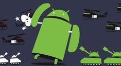Android: Der Gigant des europäischen Marktes