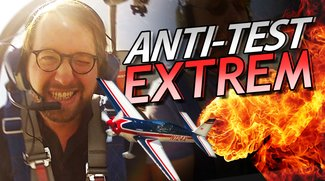 Anti-Test Extreme Edition: Tobi in der World of Warplanes Real Life-Beta