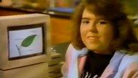 Apple-Werbespots aus dem Jahr 1987 bei YouTube
