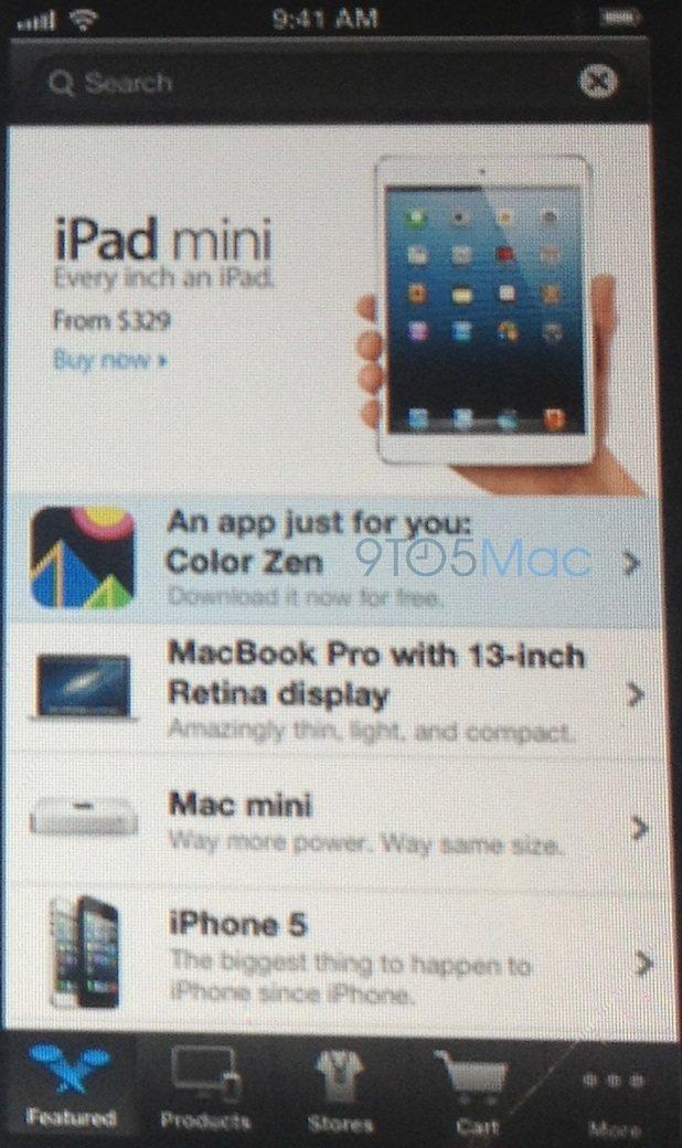 Apple-Store-App: Neue Version mit Promo-Links für App Store