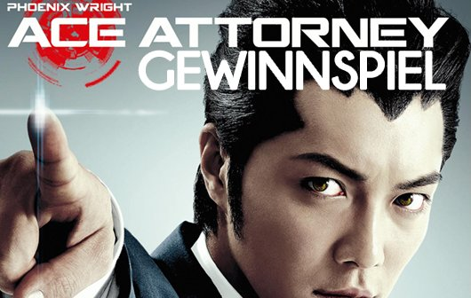 Phoenix Wright - Ace Attorney: Film-Gewinnspiel