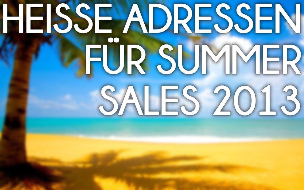 Steam, GOG, Amazon: Heiße Adressen für Summer Sales 2013