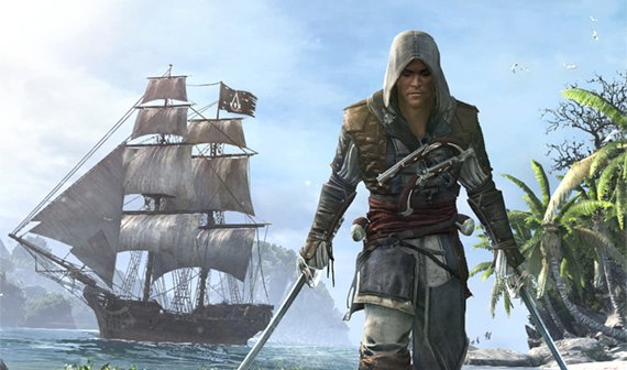 Open-World Video von Assassin's Creed: Black Flag aufgetaucht