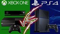PS4 vs Xbox One: Die Features im Direktvergleich