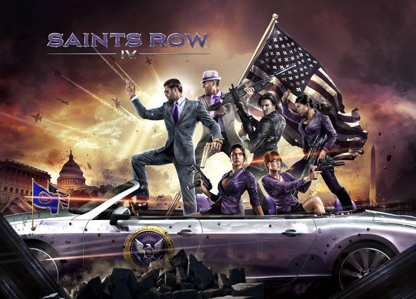 Saints Row IV Season Pass Inhalte und Preis bekanntgegeben