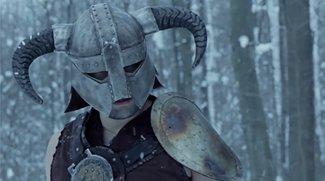 "Skyrim Fan-Film ""Journey's End"" - inklusive einem Pfeil im Knie!"