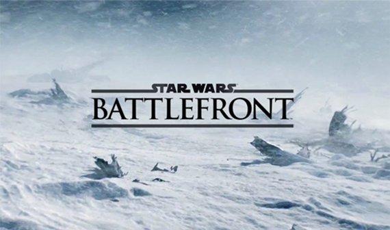 Star Wars Battlefronts E3-Material ist direkt aus dem Spiel