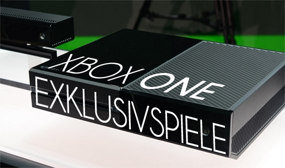 Xbox-One-Spiele: Alle Exklusivtitel der Xbox One im Überblick