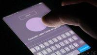 iPhone 5S: Neuer Patent-Antrag zeigt Display als Fingerabdruck-Scanner