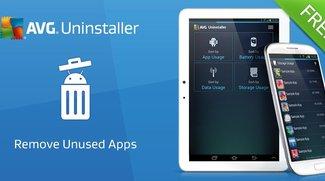 AVG Uninstaller: Smartphone analysieren, aufräumen und Akku sparen