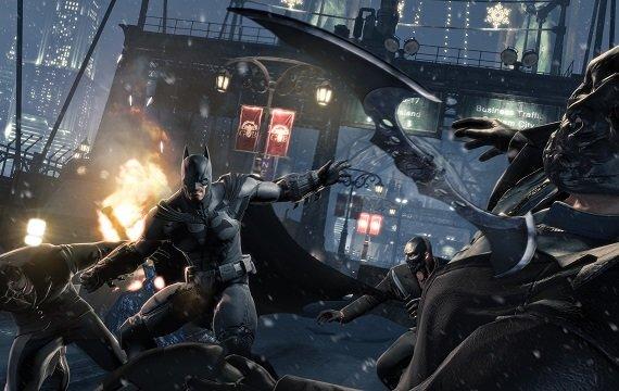 Batman Arkham Origins: Neuer Trailer stellt Copperhead vor