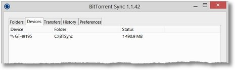 bittorrent sync am pc