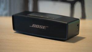 Bose SoundLink Mini II im Preisverfall: Beliebter Bluetooth-Lautsprecher so günstig wie noch nie