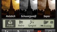 Camera+: Neue Effekthascherei für eine der besten Kamera-Apps