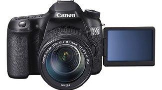 Canon 70D: Neue DSLR mit WLAN, 20 Megapixel und 60 Bildern pro Sekunde