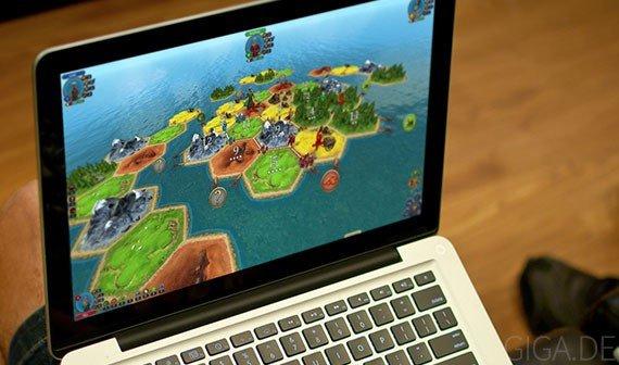 Die Siedler von Catan: Jetzt auch im Mac App Store