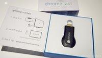 Chromecast: Netflix-Promo schon am ersten Tag vorbei, Hands-On-Video