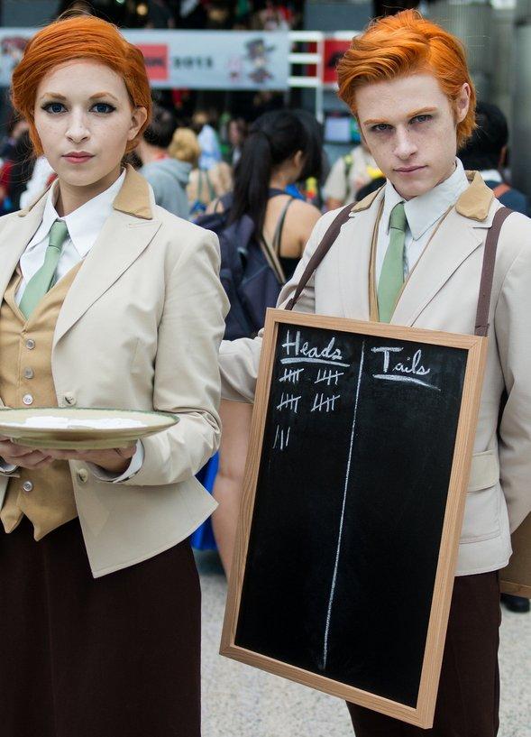 So geht geiles Messe-Video: Dieser Clip zur London Film & Comic Con macht einfach Spaß