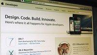 Apple Developer Center nach 8 Tagen wieder online