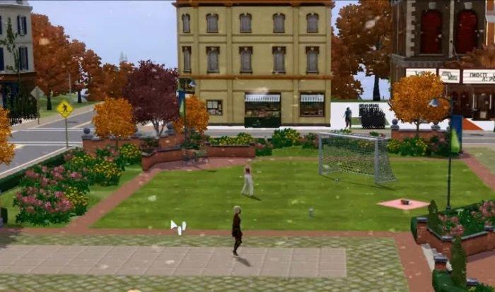 Schnee im Sommer? Mit Cheats für Die Sims 3 ist alles möglich.