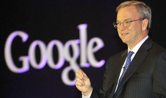 Eric Schmidt: Google-Apple Beziehung bessert sich