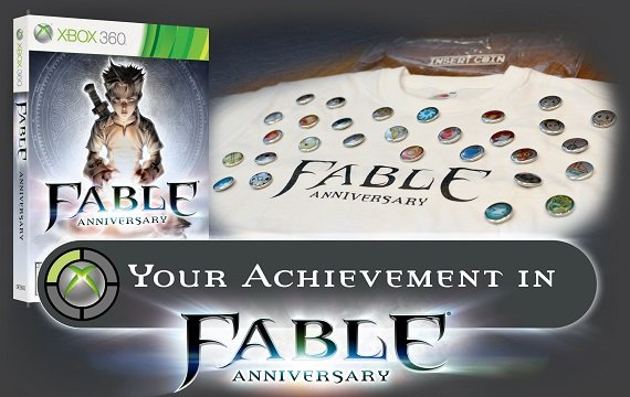 Fable Anniversary: Lionhead will eure Achievement-Ideen