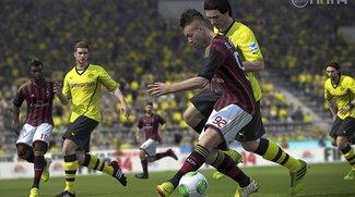 FIFA 14: Neue Gameplay-Screenshots & Bilder zum Ultimate Team