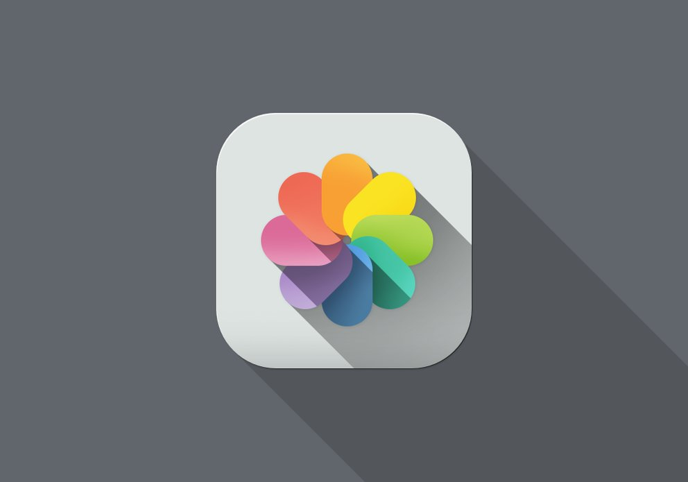 Foto iOS 7