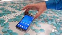 Samsung Galaxy S4 Active: Bericht über mangelhaften Wasserschutz