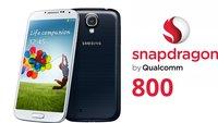 Samsung Galaxy S4 GT-I9506: Internationales LTE-A-Modell mit Snapdragon 800 gesichtet