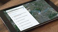 Google Maps 2.0: Großes Update bringt endlich natives iPad-Design mit