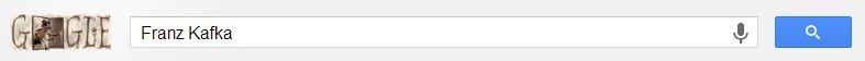 google-doodle-franz-kafka-suchleiste