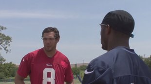 Google Glass: American Football-Team testet Datenbrille